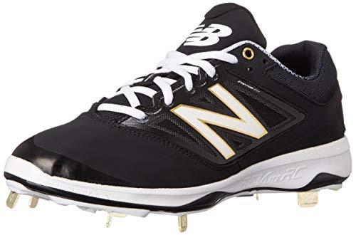 distribuidor mayorista 0c11a c9543 New Balance spikes negras beisbol