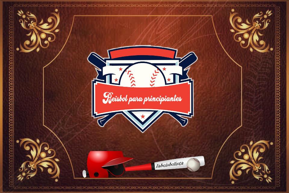 beisbol para principiantes